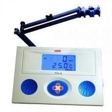Medidor de pH de Bancada, com Compensação Automática de Temperatura (ATC), Medições de -2,00 até 18,00 pH